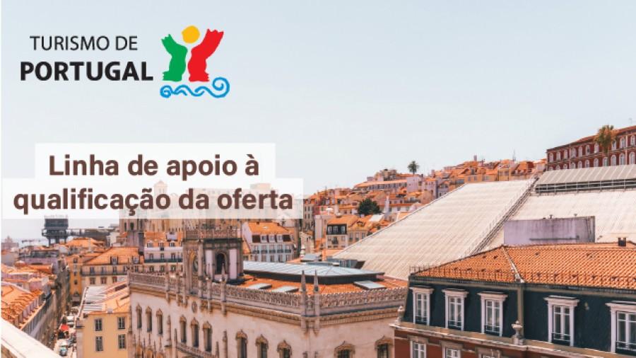 Turismo: linha de apoio à qualificação da oferta